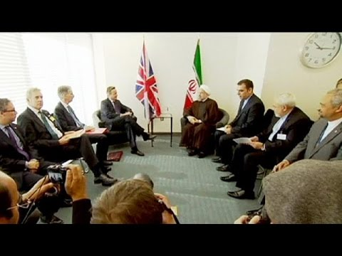 Britain and Iran hold talks for first time Islamic revolution