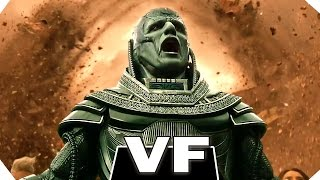 X-MEN APOCALYPSE Bande Annonce FINALE VF (Wolverine - 2016)