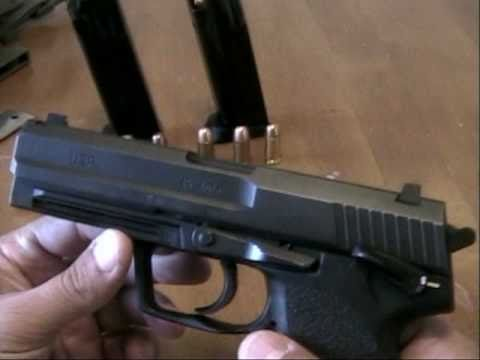 Heckler & Koch USP .45 Unbiased Review