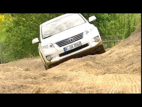 ZF-Praxistest 2010  Platz Nr. 10 -- der Toyota RAV 4