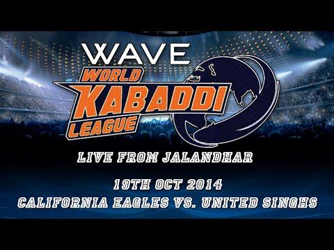 World Kabaddi League, Day 29: California Eagles Vs. United Singhs
