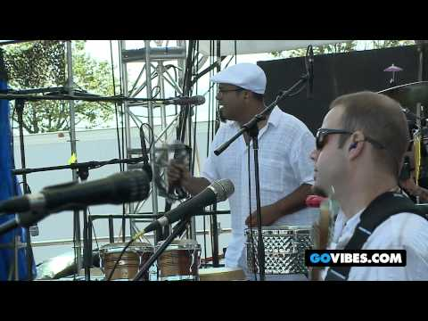 """Ryan Montbleau Band Performs """"Sweet, Nice, n High"""" at Gathering of the Vibes Music Festival 2012"""