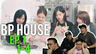 Download Lagu BLACKPINK HOUSE Ep. 1-1 to 4 (Reactions w/ ENG Subs) Gratis STAFABAND