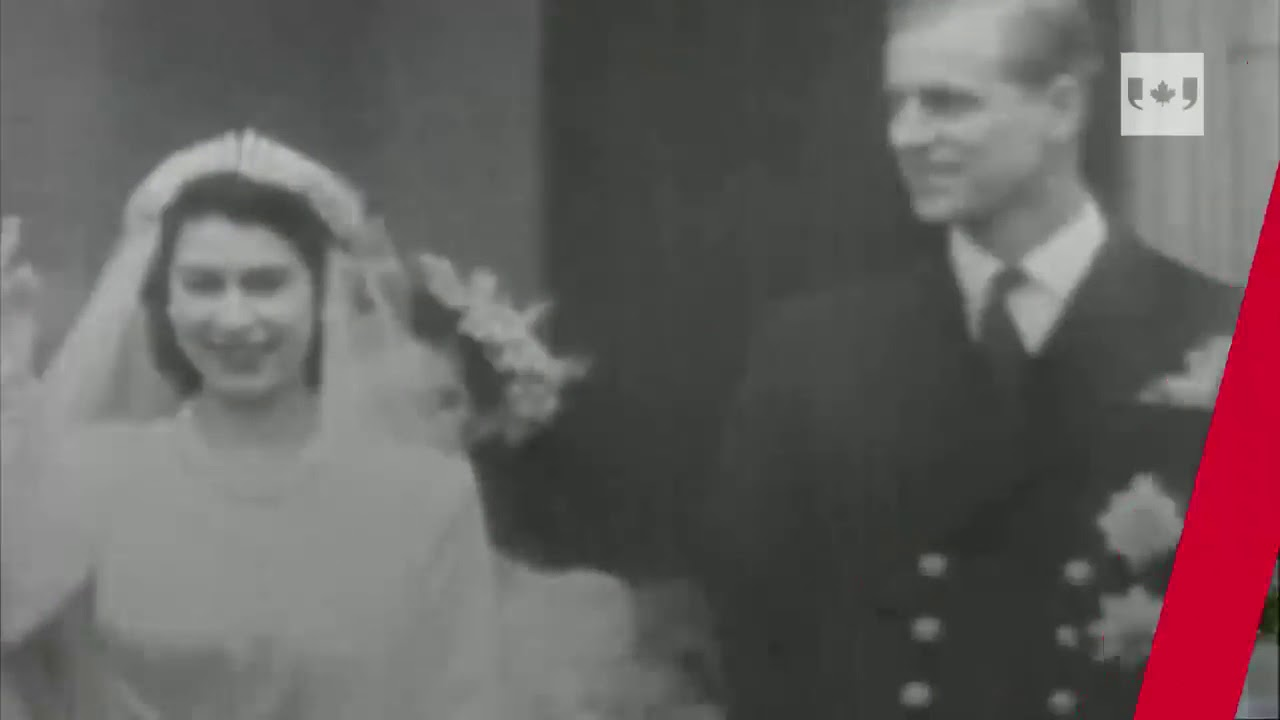 Queen Elizabeth and Prince Philip celebrate 70th anniversary