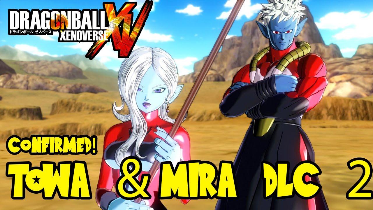 Dragon Ball Xenoverse: DLC