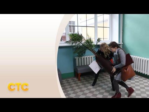 «Анжелика»: как сбрасывали пальму на машину деканши