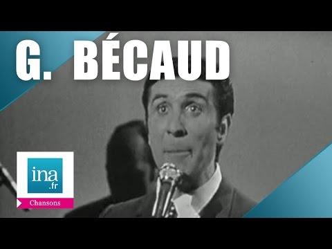 Gilbert Becaud - Les Cloches""