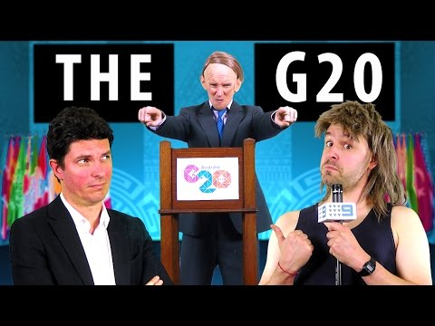 G20 Rap with Tony Abbott - feat. Scott Ludlam [RAP NEWS 29]