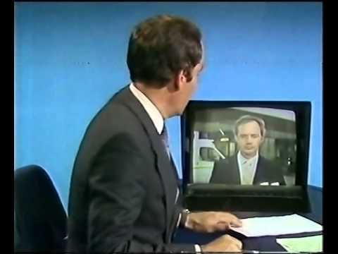 BBC Nine O'Clock News - Piper Alpha (7th July 1988) - part two