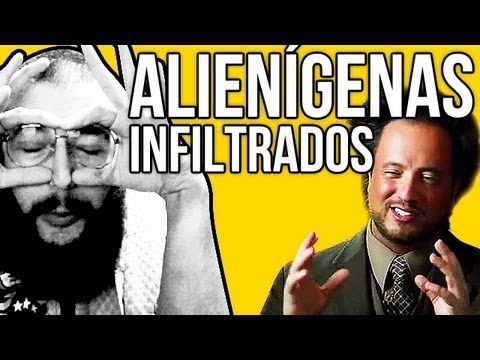 ALIENGENAS INFILTRADOS &amp; O DZIMO PREMIADO