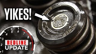 MORE problems! Tearing down our Chevy 396 big block engine | Redline Update #8