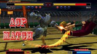 Bloody Roar 2: Oga Tatsumi vs Enter Tatsumi - ACP Match