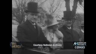 download Calvin Coolidge 3-4-1925 Presidential Inauguration Silent Film Video