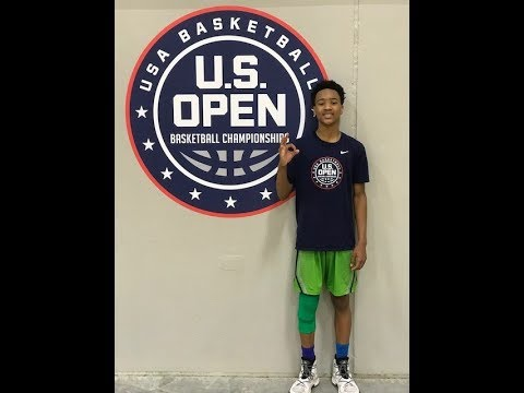 Orion Tomlinson 2022 KILLING IT, USA Basketball US OPEN