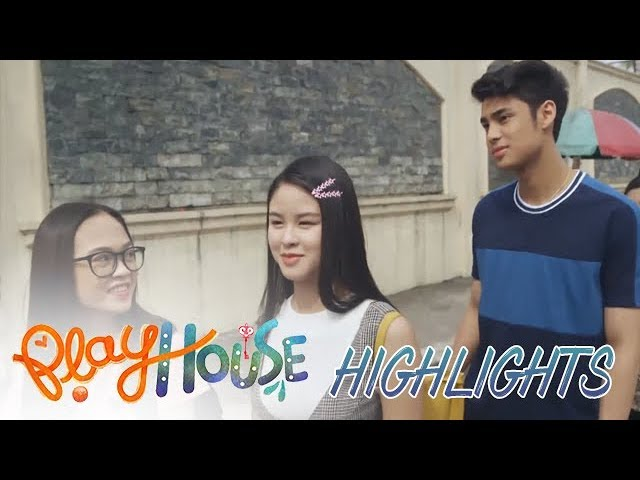 Playhouse: Zeke goes after Shiela | EP 56