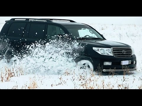 Toyota Land Cruiser 200 Тест-драйв