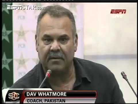 Dav Whatmore appointed as Pakistan coach