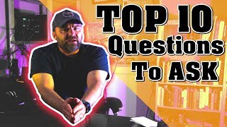 Top 10 Questions Coders Need to ASK in Interviews!