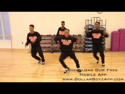 Chris Brown's Love More Choreography And Tangin Dance Video By The dollarboyz video