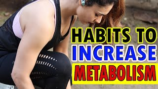 6 Food and Workout To Increase Metabolism To Lose Weight Fast