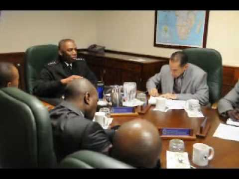 AFRICOM - 'Oppportunities in Africa' - Ward w/Senegal Media