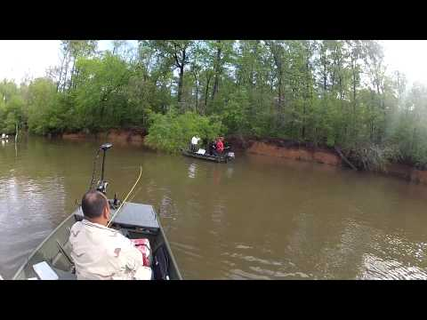 Hmong Georgia Fishing Tournament 03/31/12