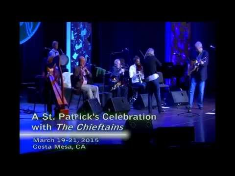 The Chieftains and Pacific Symphony - March 19-21, 2015