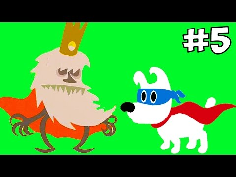 Детская Игра - Mimpi Dreams Собака Улыбака Мимпи Победила Злого Короля