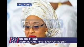 EXCLUSIVE: There is no pillow in Aso Rock - Aisha Buhari