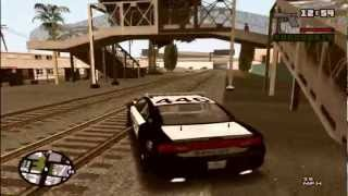 GTA SA - SAPD:FR 2.5 - Patrol Day 6