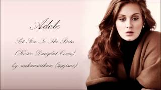 Download Lagu Adele - Set Fire To The Rain [House Dangdut Version by @ajisuc] Gratis STAFABAND