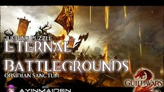 Jumping Puzzle – Eternal Battlegrounds (Obsidian Sanctum)