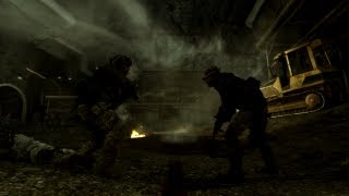Call of Duty: Modern Warfare 3 - Campaign - Down the Rabbit Hole