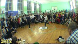 Shustriy vs. Funt - Axis of Power 2011 - Final