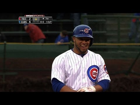 Castillo's four-hit day