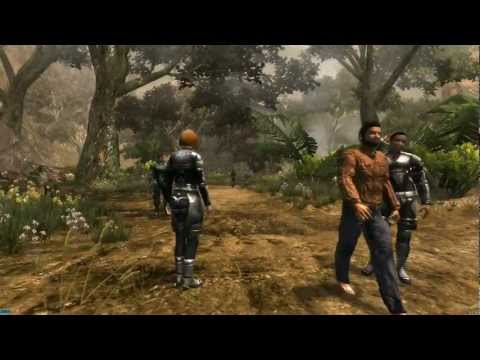 The Repopulation Alpha Trailer #1