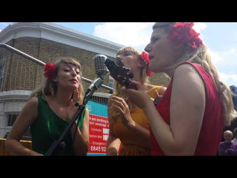 the sugar sisters bethnal green market 2014 122427