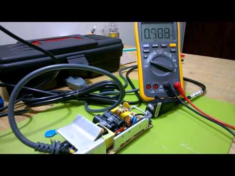 XBOX power supply repair attempt: part #1
