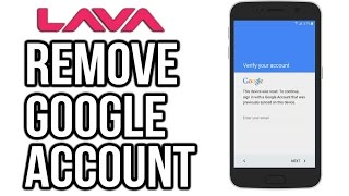 How To Bypass Google Account Lava Iris Mobile