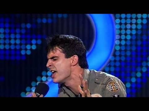 The X Factor 2009 - Behrouz Ghaemi - Bootcamp 2 (itv.com/xfactor)
