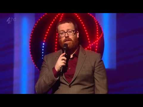 Just Frankie - The Boyle Variety Performance 2012 Part 1 of 2