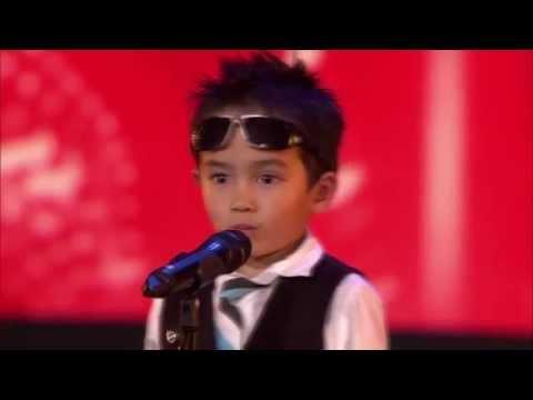 4-latek tańczy Gangnam Style. Mam Talent [NAPISY PL]