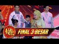 Ina Situbondo Kepengen Duet Sama Umi Elvi [BULAN DI RANTING CEMARA] - Final 3 Besar KDI (25/9)