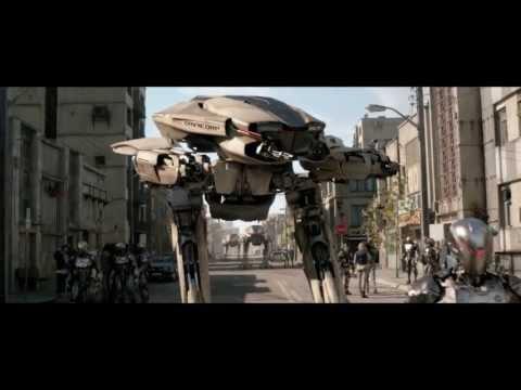 Robocop   Trailer 1 Legendado   Em Exibição Nos Cinemas video