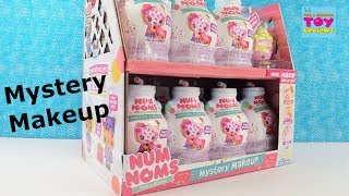 Num Noms Mystery Makeup Blind Box Figures Opening Toy Review | PSToyReviews