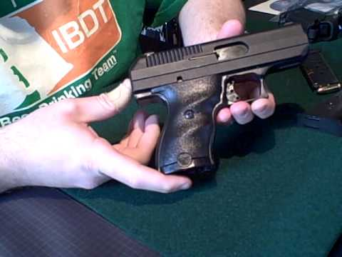 Hi-point C9 9mm compact pistol review
