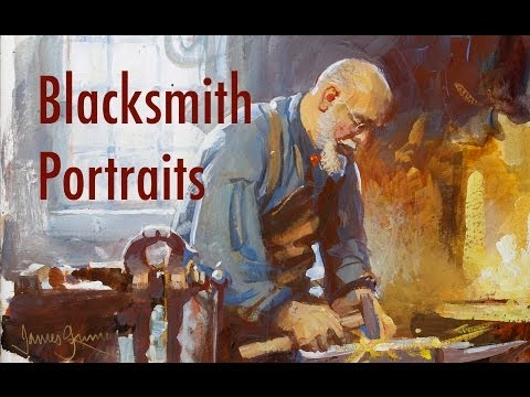 Blacksmith Portraits
