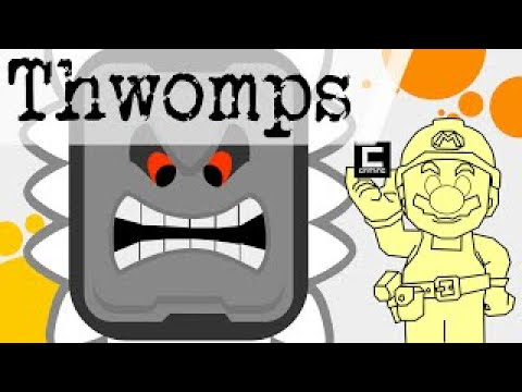 Tips, Tricks and Ideas with Thwomps in Super Mario Maker or The Mushroom Kingdom Elections
