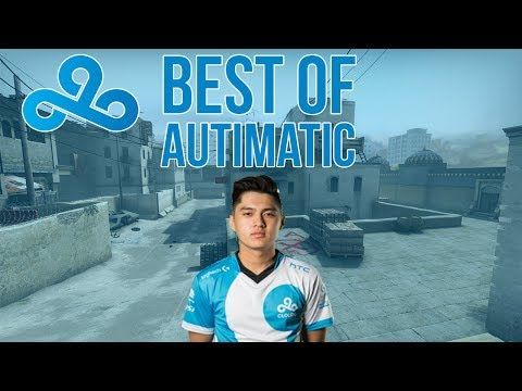 CS:GO - BEST OF autimatic (Insane Plays, Stream Highlights, Crazy Clutches)
