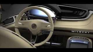 Buick Wildcat Concept by Marc Senger